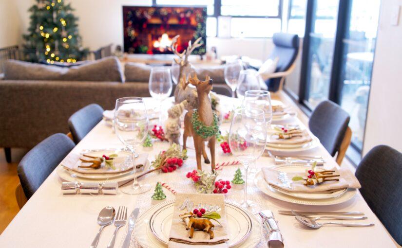 Få leveret mad til din Julefrokost